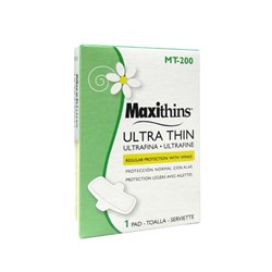 Maxithins® Ultra Thin with Gards Pads