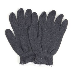 ProWorks® Grey Medium Weight String-Knit Gloves