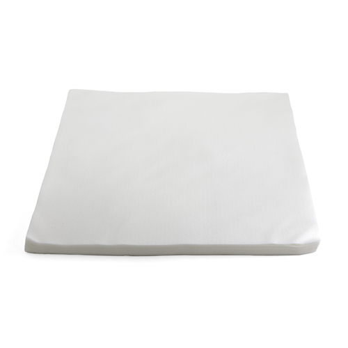 TaskBrand Topline Airlaid Linen Replacement Napkins - White 16x16