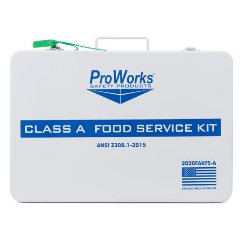 ProWorks® Class A Foodservice First Aid Kit