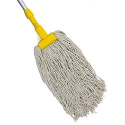 MicroWorks Disposable Cotton Cut-Off Mop