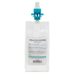 Health Gards Toilet Seat Cleaner, 500 ml refill